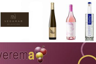 Verema selecciona como finalistas dos vinos y una ginebra de Vegamar en sus premios nacionales a los mejores del 2017