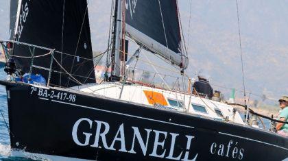 El Cafés Granell se hace con título Autonómico de Altura en la regata Cullera-Formentera
