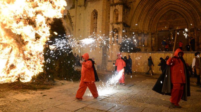 Morella presenta las fiestas de Sant Antoni 2018
