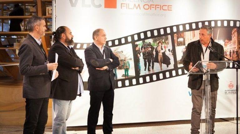 VALÈNCIA FILM OFFICE ATENDIÓ MÁS DE 340 CONSULTAS DE RODAJE EN 2018, CON UN PORCENTAJE DE CONVERSIÓN DEL 62%