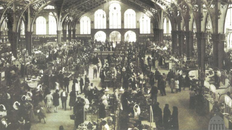 El Mercado Central cumple hoy 93 años