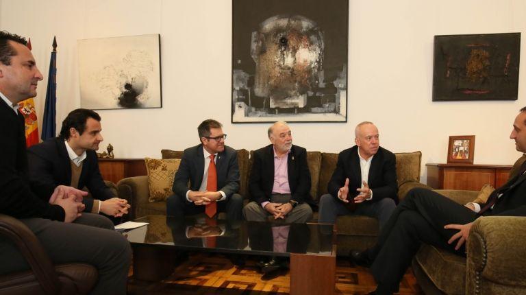 El Patronato de Turismo Costa Blanca colaborará con la Federación de Tenis de la Comunidad Valenciana