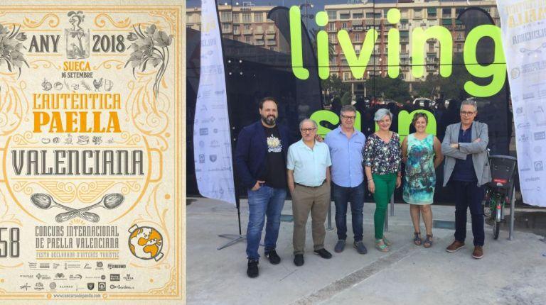 El Concurs Internacional de Paella Valenciana de Sueca presenta su 58 edición