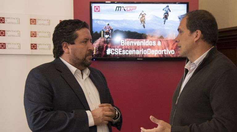 La Diputación de castellon traerá este fin de semana el Mundial de Motocross