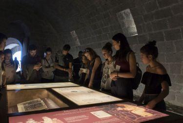 La Diputación de Castellón consolida el Castillo de Peñíscola como referente del turismo cultural  y logra 3.516 visitas en un sólo día