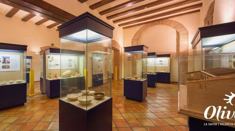 LA NUEVA RUTA HISTÓRICA QUE OFRECE OLIVA TURISMO POR LA OLIVA CONDAL