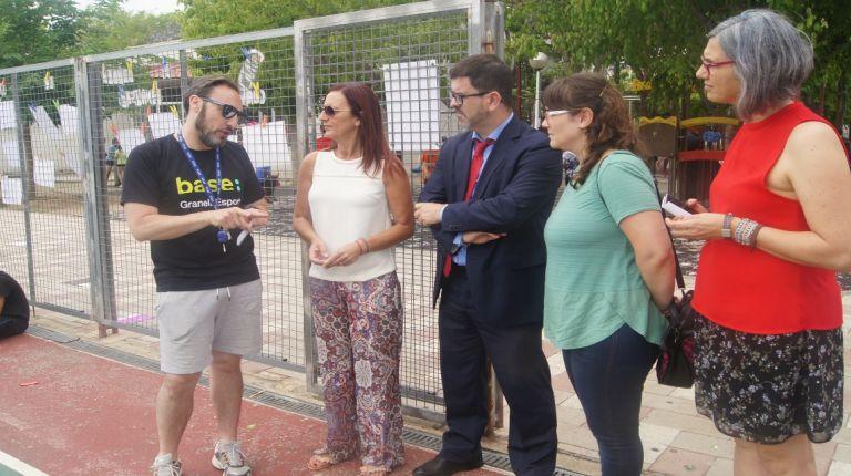 La Diputación reafirma la apuesta por el colpbol por su carácter inclusivo, igualitario y autóctono