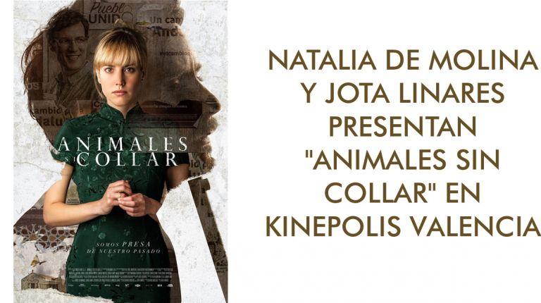 NATALIA DE MOLINA Y JOTA LINARES PRESENTAN