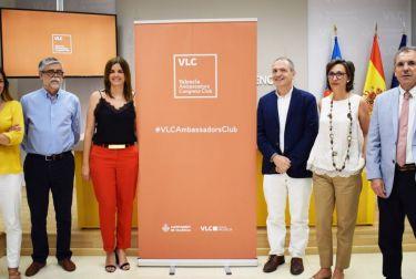 """València reconoce a los """"Embajadores de Congresos"""" de la ciudad"""