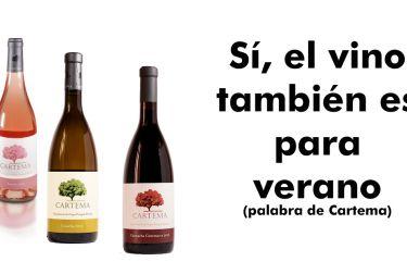 Sí, el vino también es para verano
