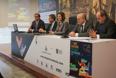 EL AYUNTAMIENTO PRESENTA LA 35ª EDICIÓN DE LA SAN SILVESTRE POPULAR VALENCIANA