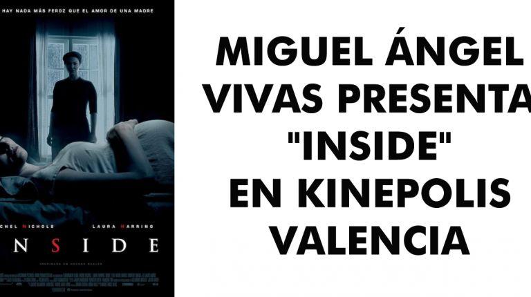 MIGUEL ÁNGEL VIVAS PRESENTA