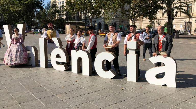 València participa en la celebración del Día Mundial del Turismo