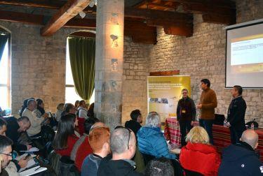 Éxito del III Seminario Internacional de Formación sobre el arte rupestre en Morella