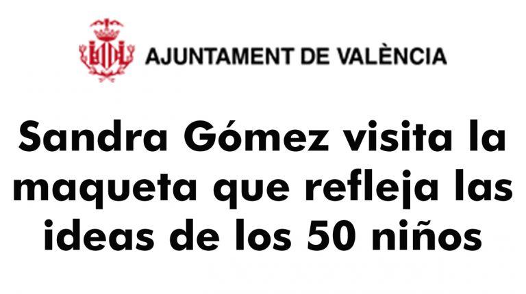 50 NIÑOS Y NIÑAS DISEÑAN UNA CIUDAD SOSTENIBLE, ADAPTADA Y TECNOLÓGICA EN MARINA GENIUS LAB