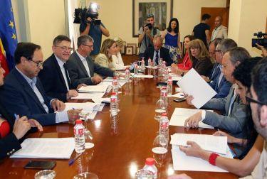 """Puig aboga por el diálogo social como un """"pilar básico"""" para impulsar un nuevo modelo de crecimiento"""