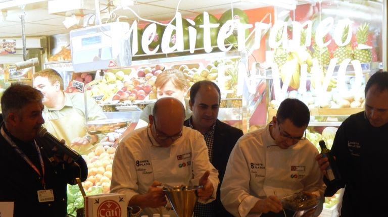 Castellón muestra al mundo en FITUR la calidad de sus productos y el talento de los chefs de la provincia