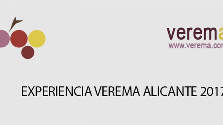 Gran éxito de la primera edición de la Experiencia Verema Alicante