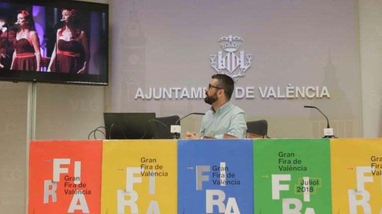 LA GRAN FERIA DE VALÈNCIA SE CONSOLIDA COMO UN FESTIVAL URBANO Y DIVERSO