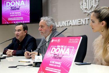 El Ayuntamiento de Valencia junto con Fotur presentan la tercera edición del dona festival